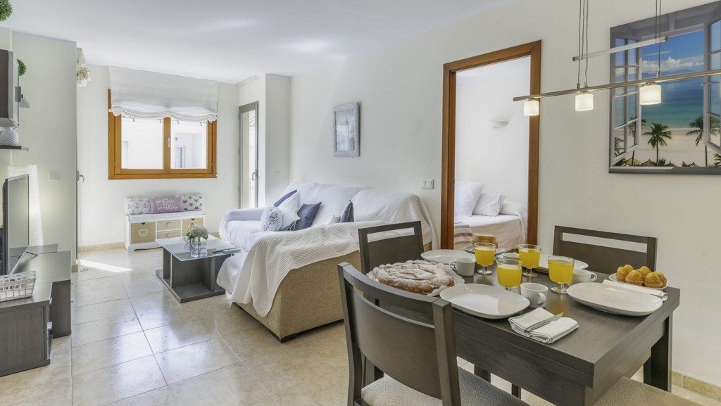 Can Jaume Apartment